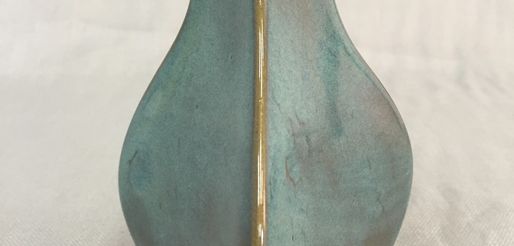 Turquoise Stoneware